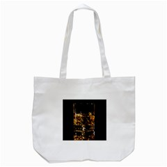 Drink Good Whiskey Tote Bag (White)