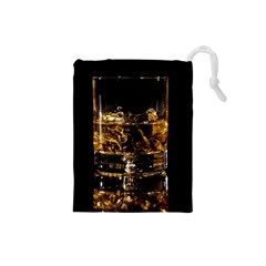 Drink Good Whiskey Drawstring Pouches (Small)