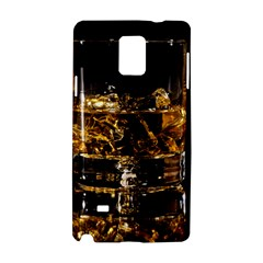 Drink Good Whiskey Samsung Galaxy Note 4 Hardshell Case