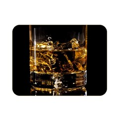Drink Good Whiskey Double Sided Flano Blanket (Mini)