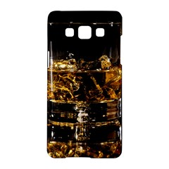 Drink Good Whiskey Samsung Galaxy A5 Hardshell Case