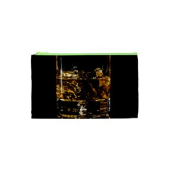 Drink Good Whiskey Cosmetic Bag (XS)