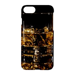 Drink Good Whiskey Apple iPhone 7 Hardshell Case