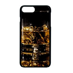 Drink Good Whiskey Apple iPhone 7 Plus Seamless Case (Black)