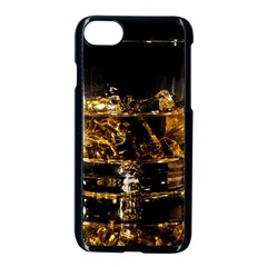Drink Good Whiskey Apple iPhone 7 Seamless Case (Black)