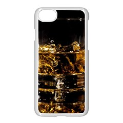 Drink Good Whiskey Apple iPhone 7 Seamless Case (White)