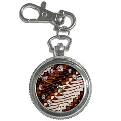 Traditional Batik Sarong Key Chain Watches