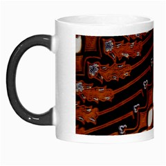 Traditional Batik Sarong Morph Mugs