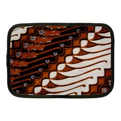 Traditional Batik Sarong Netbook Case (Medium)