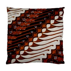 Traditional Batik Sarong Standard Cushion Case (One Side)