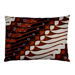 Traditional Batik Sarong Pillow Case