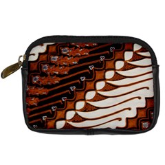Traditional Batik Sarong Digital Camera Cases