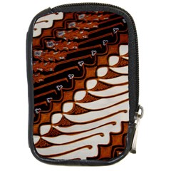 Traditional Batik Sarong Compact Camera Cases