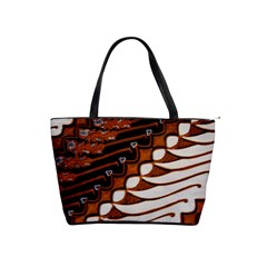 Traditional Batik Sarong Shoulder Handbags