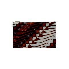 Traditional Batik Sarong Cosmetic Bag (Small)