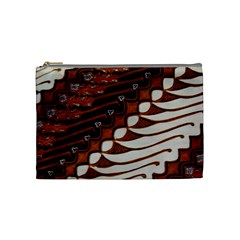 Traditional Batik Sarong Cosmetic Bag (Medium)