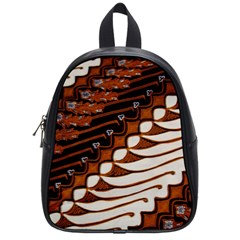 Traditional Batik Sarong School Bags (Small)