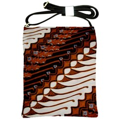 Traditional Batik Sarong Shoulder Sling Bags