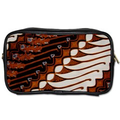 Traditional Batik Sarong Toiletries Bags 2-Side