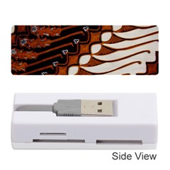 Traditional Batik Sarong Memory Card Reader (Stick)