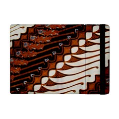 Traditional Batik Sarong Apple Ipad Mini Flip Case