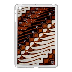 Traditional Batik Sarong Apple iPad Mini Case (White)