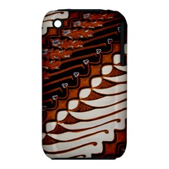 Traditional Batik Sarong iPhone 3S/3GS