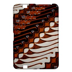 Traditional Batik Sarong Kindle Fire HD 8.9