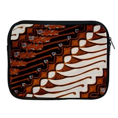Traditional Batik Sarong Apple iPad 2/3/4 Zipper Cases