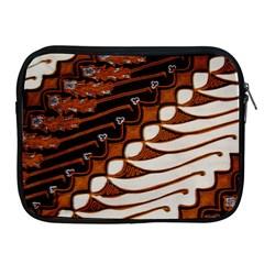 Traditional Batik Sarong Apple iPad 2/3/4 Zipper Cases