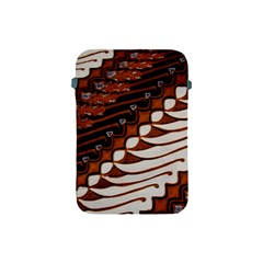 Traditional Batik Sarong Apple iPad Mini Protective Soft Cases