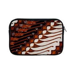 Traditional Batik Sarong Apple iPad Mini Zipper Cases