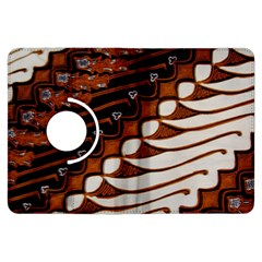 Traditional Batik Sarong Kindle Fire HDX Flip 360 Case