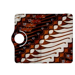 Traditional Batik Sarong Kindle Fire HDX 8.9  Flip 360 Case