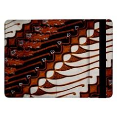 Traditional Batik Sarong Samsung Galaxy Tab Pro 12.2  Flip Case