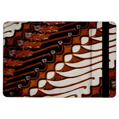 Traditional Batik Sarong iPad Air 2 Flip