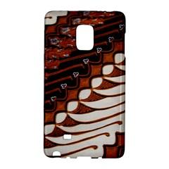 Traditional Batik Sarong Galaxy Note Edge