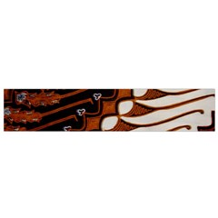 Traditional Batik Sarong Flano Scarf (Small)