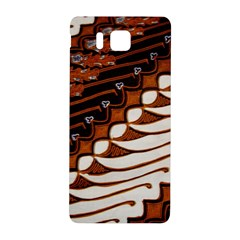 Traditional Batik Sarong Samsung Galaxy Alpha Hardshell Back Case
