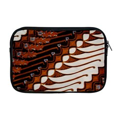 Traditional Batik Sarong Apple MacBook Pro 17  Zipper Case