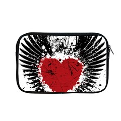 Wings Of Heart Illustration Apple Macbook Pro 13  Zipper Case