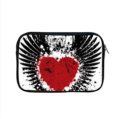 Wings Of Heart Illustration Apple Macbook Pro 15  Zipper Case