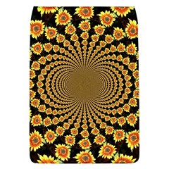 Psychedelic Sunflower Flap Covers (L)