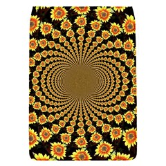 Psychedelic Sunflower Flap Covers (S)