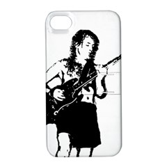 Hells bells Apple iPhone 4/4S Hardshell Case with Stand