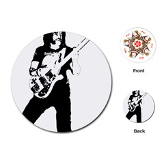 Lemmy   Playing Cards (Round)