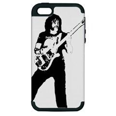Lemmy   Apple iPhone 5 Hardshell Case (PC+Silicone)