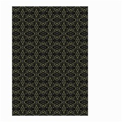 Dark Interlace Tribal  Small Garden Flag (Two Sides)