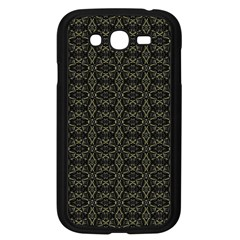 Dark Interlace Tribal  Samsung Galaxy Grand DUOS I9082 Case (Black)