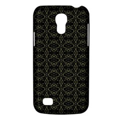 Dark Interlace Tribal  Galaxy S4 Mini